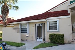 Photo of 499 NW 36th Ave #499, Deerfield Beach, FL 33442 (MLS # F10141108)