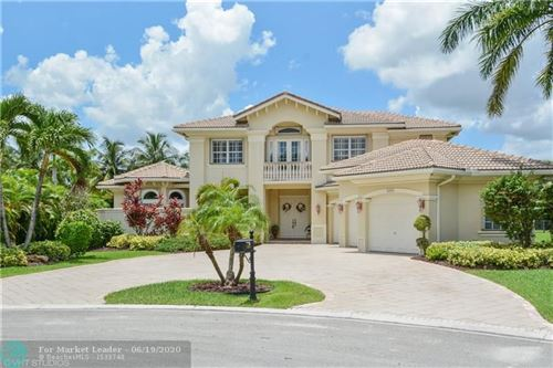 Photo of 6454 NW 93rd Dr, Parkland, FL 33067 (MLS # F10234108)