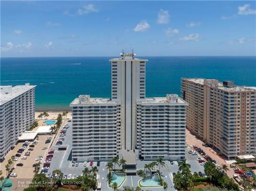 Photo of 3900 Galt Ocean Dr #2512, Fort Lauderdale, FL 33308 (MLS # F10236108)