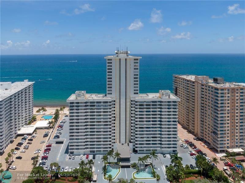 Photo of 3900 Galt Ocean Dr #2512, Fort Lauderdale, FL 33308 (MLS # F10236108)