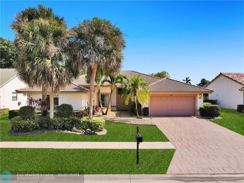 10178 Fresh Meadow Lane, Boca Raton, FL 33498 - #: F10283108