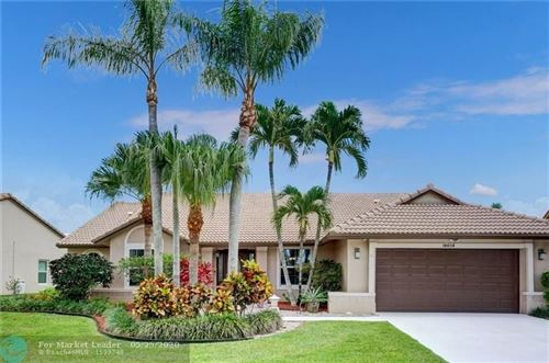 Photo of Listing MLS f10230109 in 10638 Cypress Bend Dr Boca Raton FL 33498