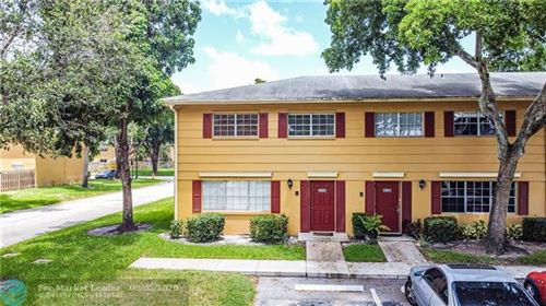 Photo of 1800 SW 81st Ter #1, Davie, FL 33324 (MLS # F10242109)
