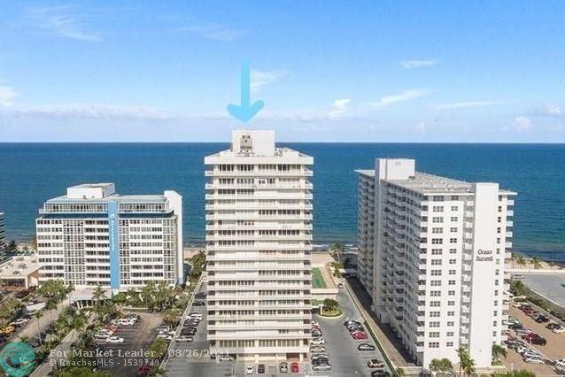 Photo of 4020 Galt Ocean Dr #606, Fort Lauderdale, FL 33308 (MLS # F10289110)