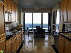 Photo of 3200 N Ocean Blvd #1808, Fort Lauderdale, FL 33308 (MLS # F10108111)