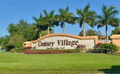 Photo of 801 SW 133RD TE #406-K, Pembroke Pines, FL 33027 (MLS # F10271111)