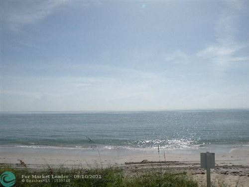 Photo of 5505 N Ocean Blvd #10-203, Ocean Ridge, FL 33435 (MLS # F10300111)