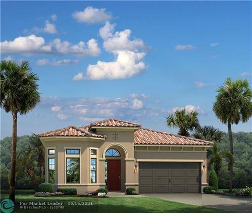 Photo of 7563 KNIGHT ST, Parkland, FL 33067 (MLS # F10301111)
