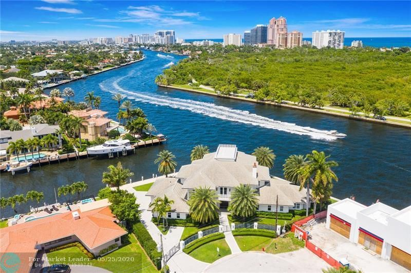 Photo of 2801 NE 16th St, Fort Lauderdale, FL 33304 (MLS # F10229111)
