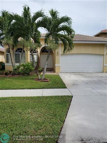 Foto de inmueble con direccion 14038 SW 31 street Miramar FL 33027 con MLS F10231112
