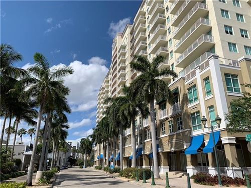 Photo of 3020 NE 32nd Ave #1011, Fort Lauderdale, FL 33308 (MLS # F10278112)