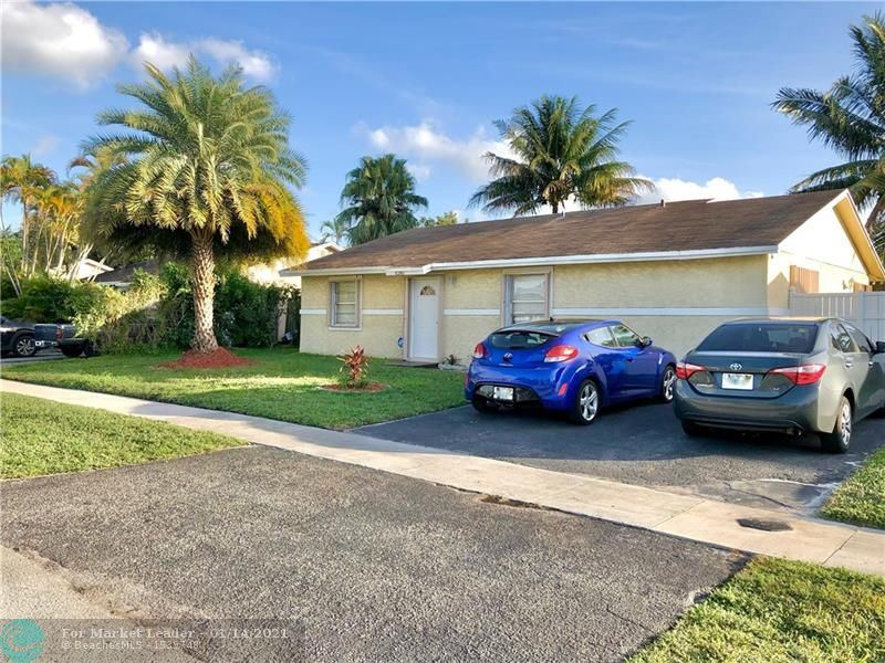 Photo of 8240 SW 6th Ct, North Lauderdale, FL 33068 (MLS # F10266112)