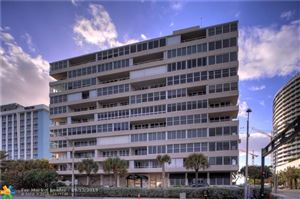Photo of 345 N Fort Lauderdale Beach Blvd #801, Fort Lauderdale, FL 33304 (MLS # F10177113)