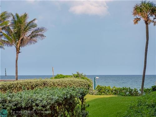 Foto de inmueble con direccion 1239 Hillsboro Mile #101 Hillsboro Beach FL 33062 con MLS F10216113