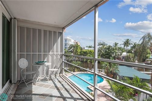 Photo of 1750 E Las Olas Blvd #301, Fort Lauderdale, FL 33301 (MLS # F10217113)