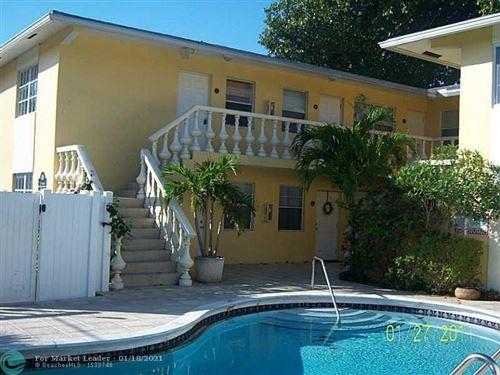 Photo of Fort Lauderdale, FL 33301 (MLS # F10267113)