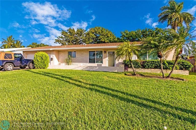 1455 NE 55TH ST, Fort Lauderdale, FL 33334 - #: F10246113