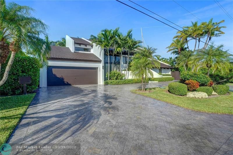 Photo of 2831 NE 28th St, Fort Lauderdale, FL 33306 (MLS # F10256113)