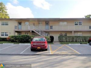 Photo of 7350 NW 1st St #102, Margate, FL 33063 (MLS # F10158114)
