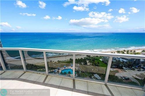 Photo of 3100 N Ocean Blvd #2009, Fort Lauderdale, FL 33308 (MLS # F10281114)