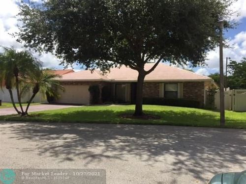 Photo of 4308 NW 69th Ln, Coral Springs, FL 33065 (MLS # F10306115)