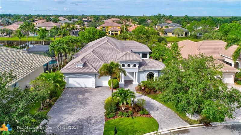 Photo for 12642 NW 68th Dr, Parkland, FL 33076 (MLS # F10180116)