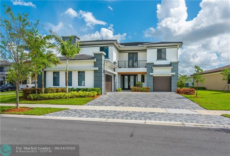 10483 Cobalt Ct, Parkland, FL 33076 - #: F10185116