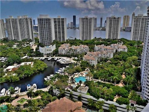 Photo of 1000 W Island Blvd #2805, Aventura, FL 33160 (MLS # F10263117)