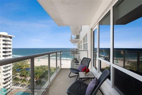 Photo of 111 N Pompano Beach Blvd #1505, Pompano Beach, FL 33062 (MLS # F10305118)