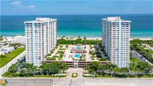 Photo of 1201 S Ocean Dr #1212, Hollywood, FL 33019 (MLS # F10194119)