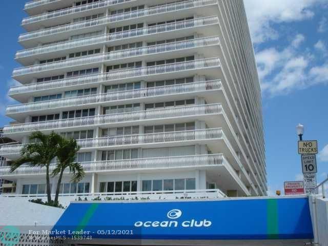 Photo of 4020 GALT OCEAN DR #511, Fort Lauderdale, FL 33308 (MLS # F10284119)