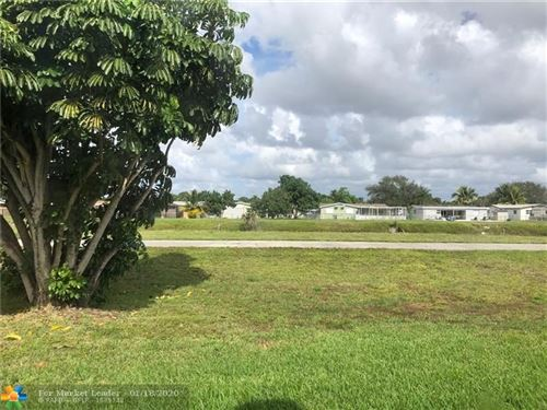 Photo of Listing MLS f10212120 in 6625 N Parkway Dr #6625 Margate FL 33068