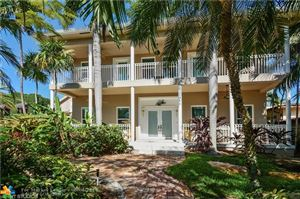 Photo of 508 Coconut Isle Dr, Fort Lauderdale, FL 33301 (MLS # F10179121)