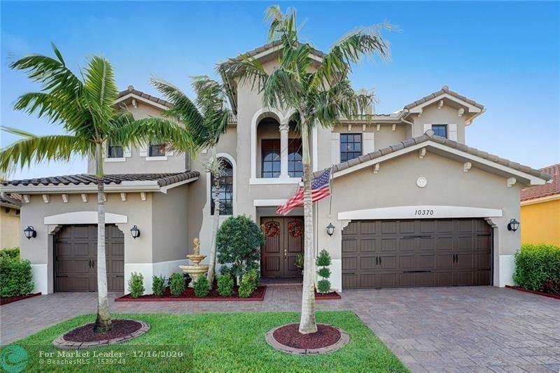 10370 Peninsula Place, Parkland, FL 33076 - #: F10257121