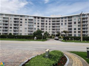 Photo of 2851 S Ocean Blvd #1V, Boca Raton, FL 33432 (MLS # F10127123)