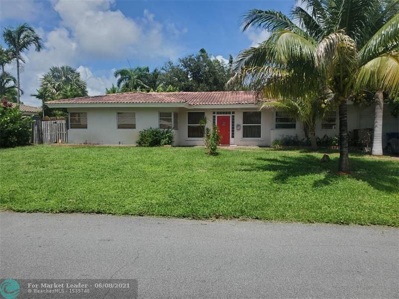 Photo of 2733 NE 26th Ave, Fort Lauderdale, FL 33306 (MLS # F10288123)