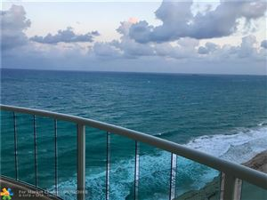 Photo of 3410 Galt Ocean, Fort Lauderdale, FL 33308 (MLS # F10119124)