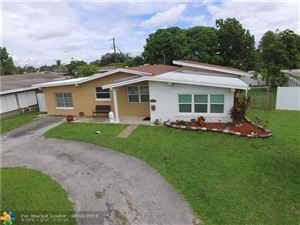 Photo of 8421 NW 15th St, Pembroke Pines, FL 33024 (MLS # F10187124)