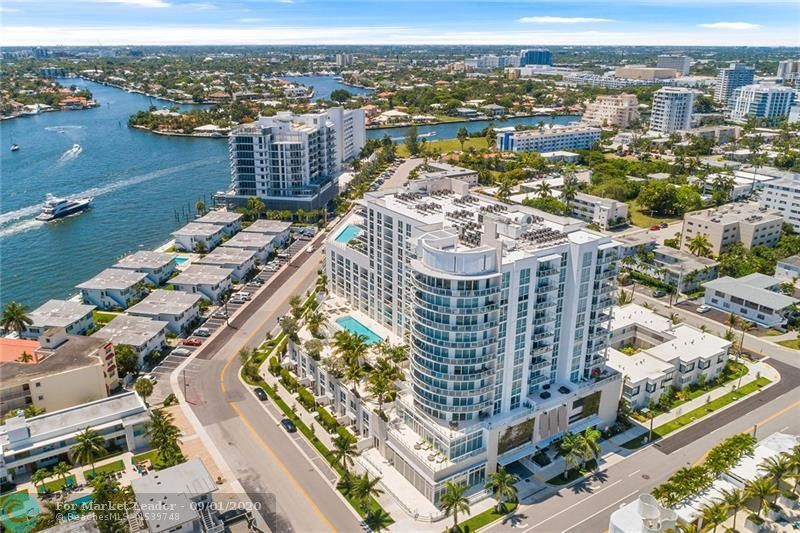 Photo of 401 N Birch Rd #405, Fort Lauderdale, FL 33304 (MLS # F10224124)
