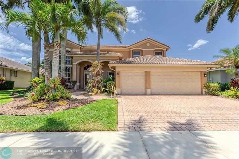 1634 Victoria Pointe Ln, Weston, FL 33327 - #: F10288124
