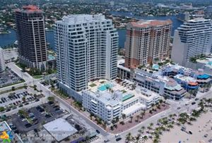 Photo of 101 S FORT LAUDERDALE BEACH BLVD #607, Fort Lauderdale, FL 33316 (MLS # F10119125)