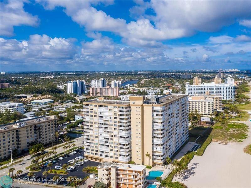 Photo of 1012 N Ocean Blvd #1208, Pompano Beach, FL 33062 (MLS # F10284125)
