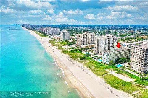 Photo of 1850 S Ocean Blvd #805, Lauderdale By The Sea, FL 33062 (MLS # F10257126)
