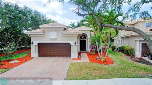 Photo of 7163 NW 116th Way, Parkland, FL 33076 (MLS # F10226127)