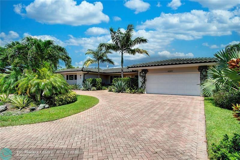 Photo of 4309 NE 22nd Ave, Fort Lauderdale, FL 33308 (MLS # F10238127)