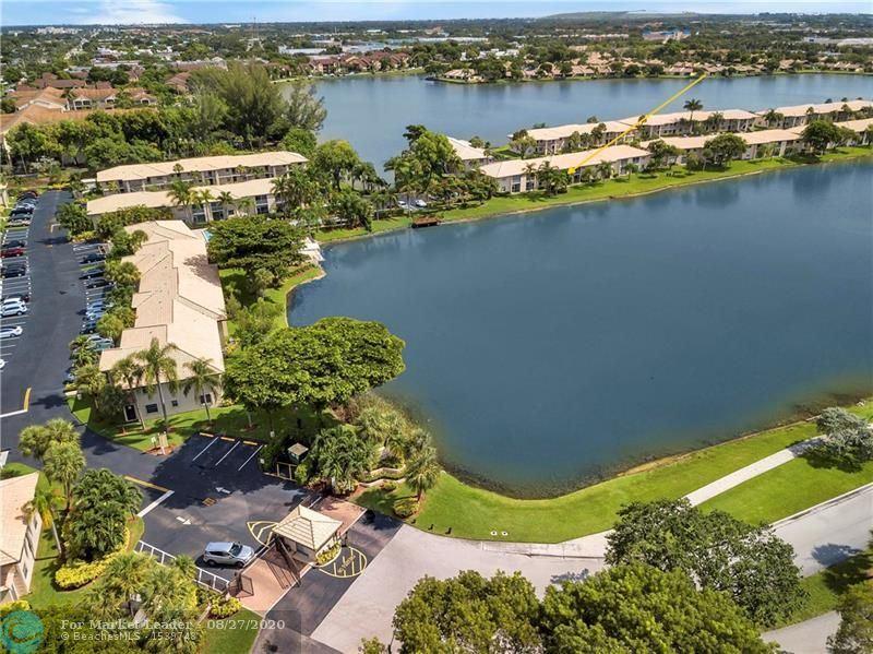 5521 Lakeside Dr #205, Margate, FL 33063 - #: F10245127