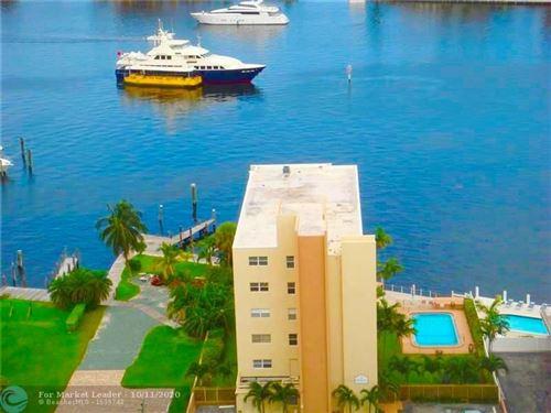 Photo of 9 N Birch Rd #401, Fort Lauderdale, FL 33304 (MLS # F10217128)