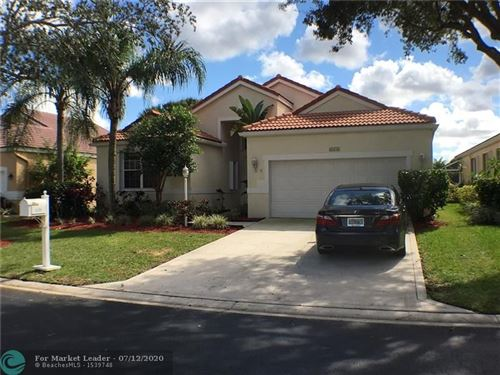 Photo of 6498 NW 80th Dr, Parkland, FL 33067 (MLS # F10238128)