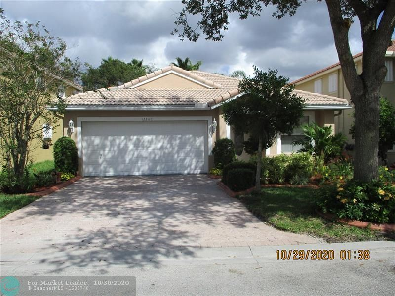 12347 NW 56th Ct, Coral Springs, FL 33076 - #: F10256128