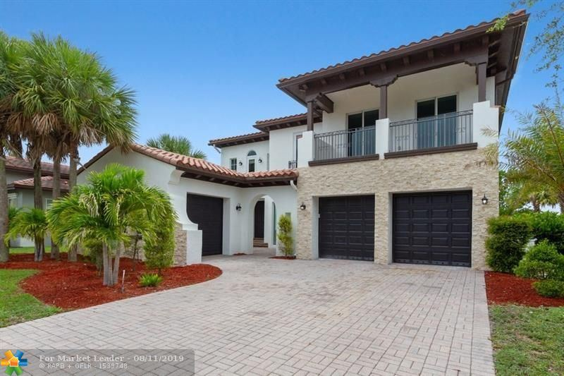 Photo for 8146 NW 124th Ter, Parkland, FL 33076 (MLS # F10188129)